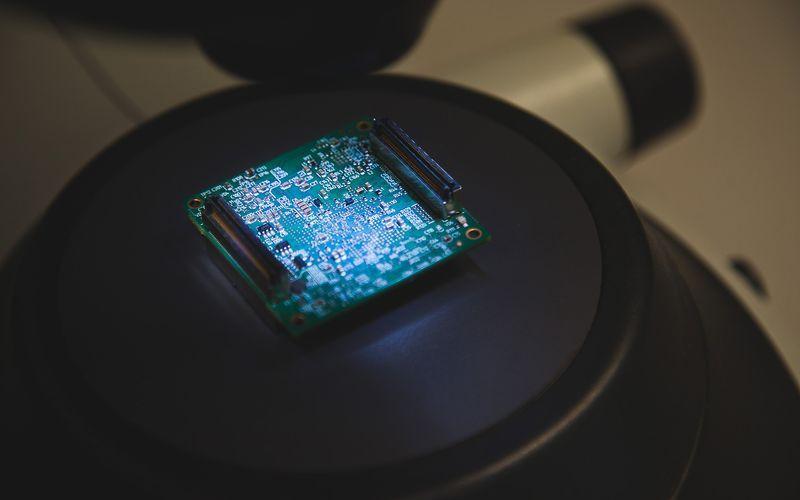 Монтаж, демонтаж и восстановление выводов микросхем BGA