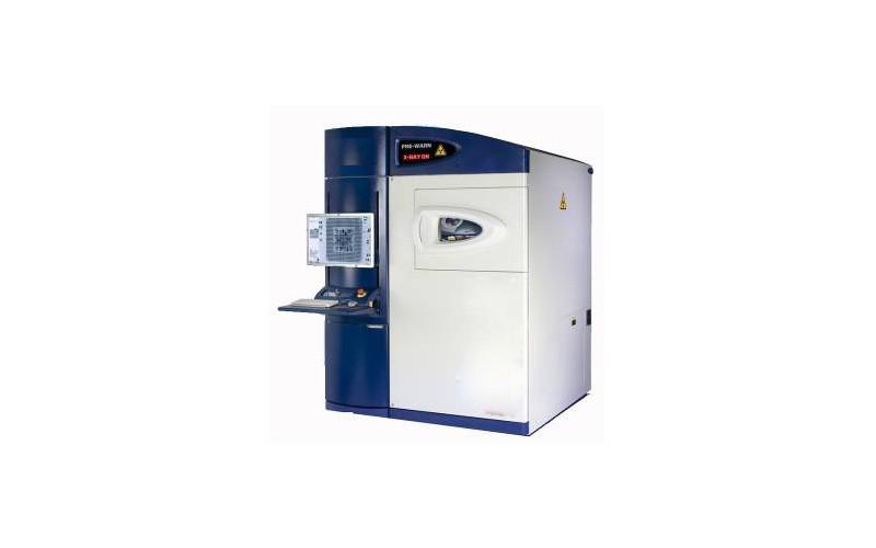 Electronic units X-ray control