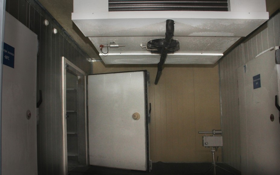 Fixed cold chamber unit