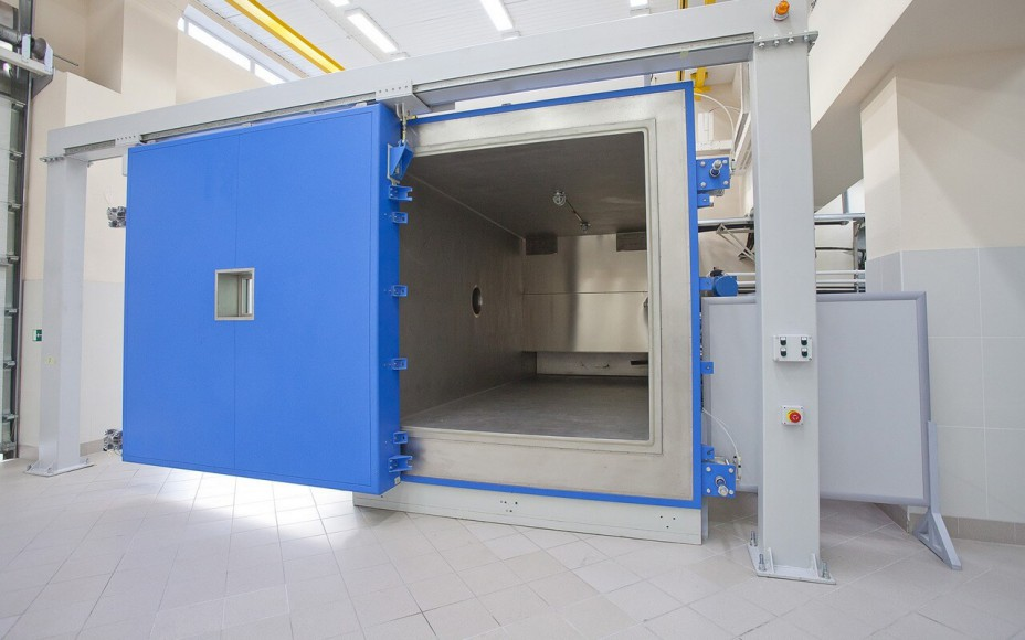 Thermal moisture low pressure chamber 16000