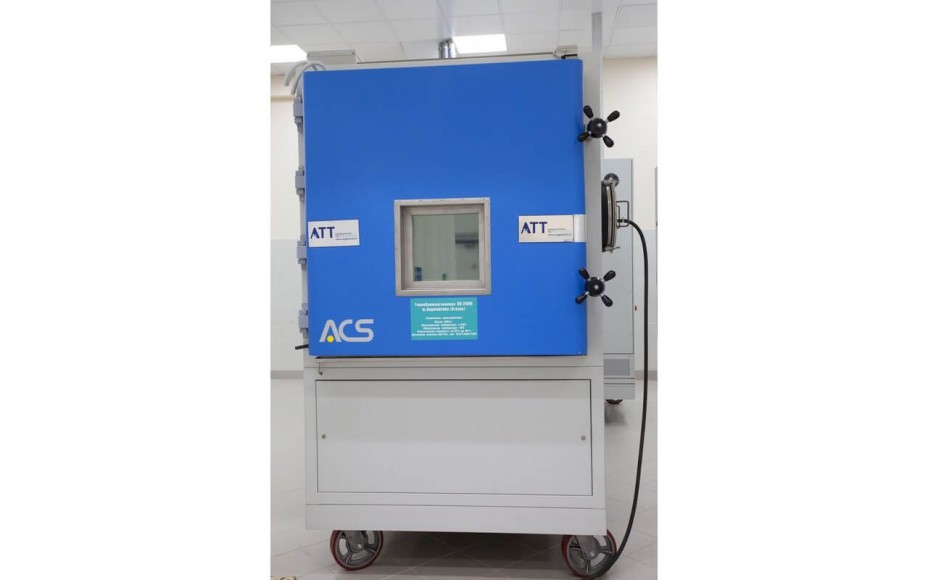 Thermal moisture low pressure chamber 2000