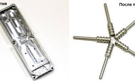 Химическое никелирование деталей из алюминия и стали